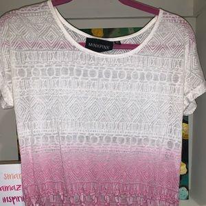 NWOT Mink Pink T-Shirt